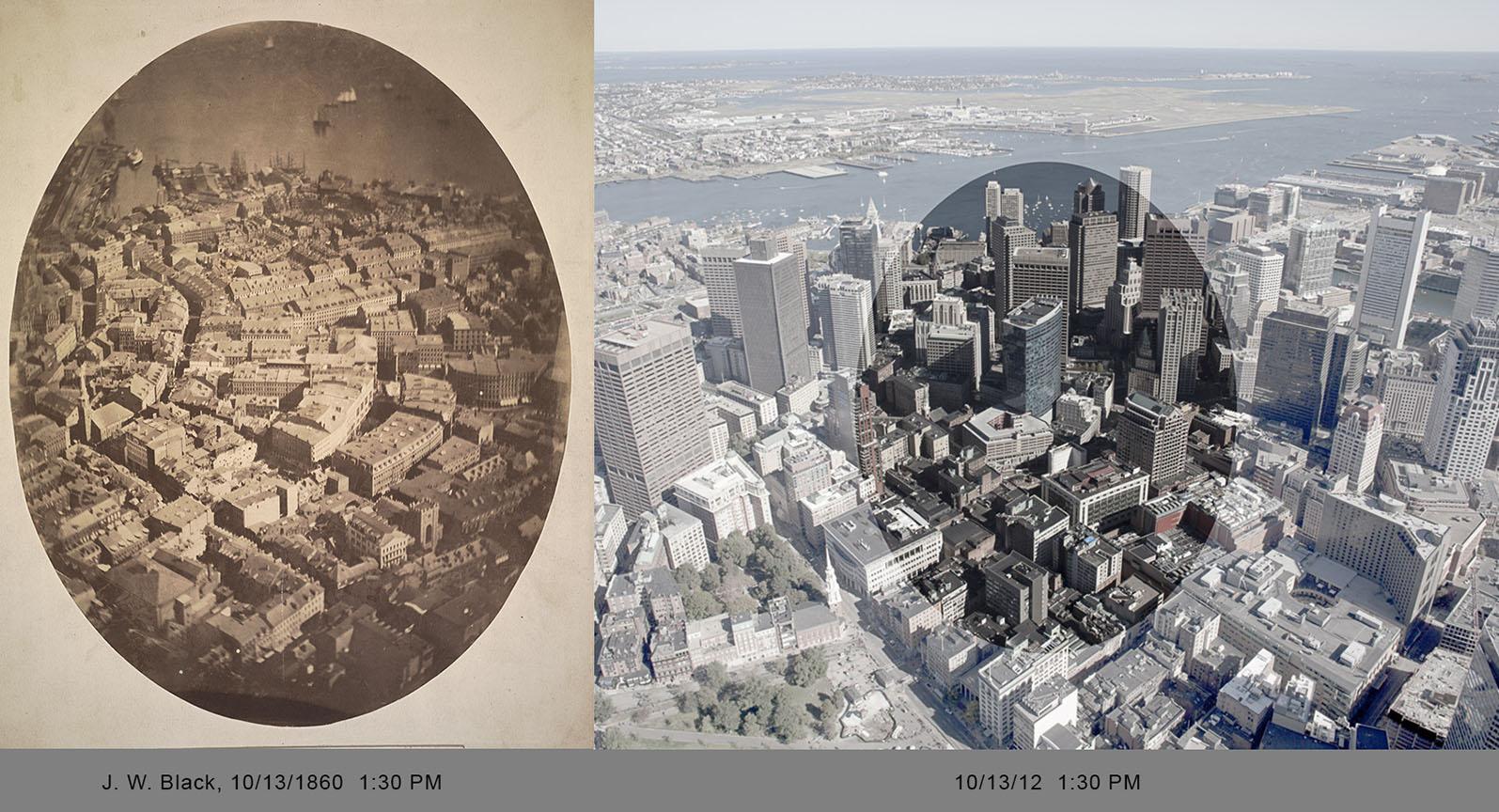 J. W. Black aerial photo