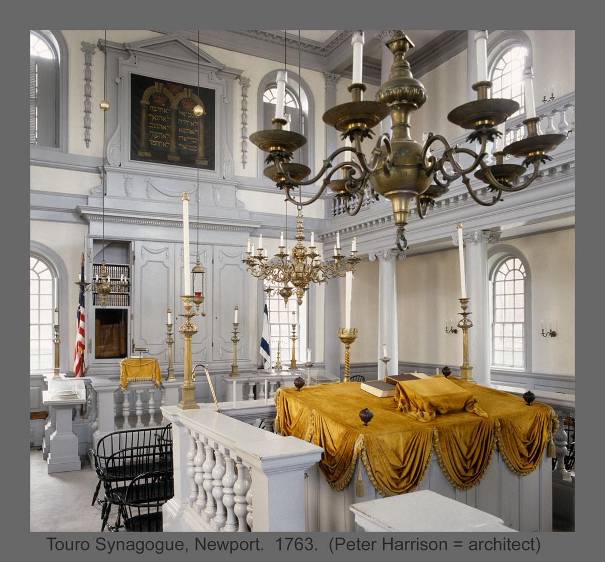 Touro Synagogue, Newport, RI