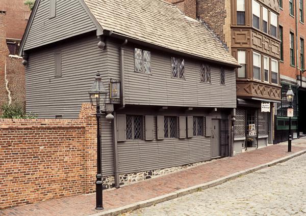 Paul Revere House, Boston