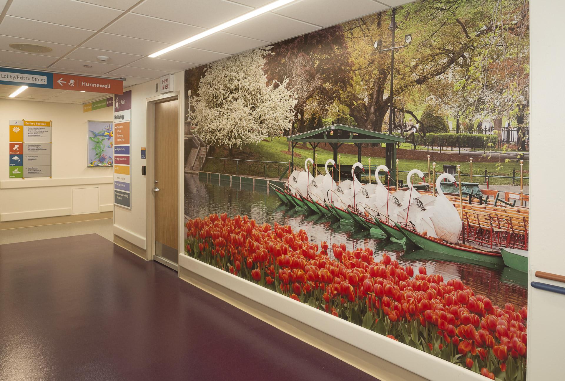 Children's Hospital, Longwood Ave, Boston, MA